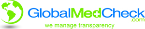 GlobalMedCheck - We Manage Transparency!